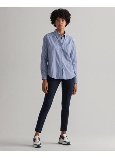 Gant Kadın Pantolon Lacivert